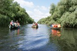 Obiective turistice Delta Dunarii