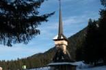 """Biserica de lemn cu hramul """"Sf. Ioan"""""""