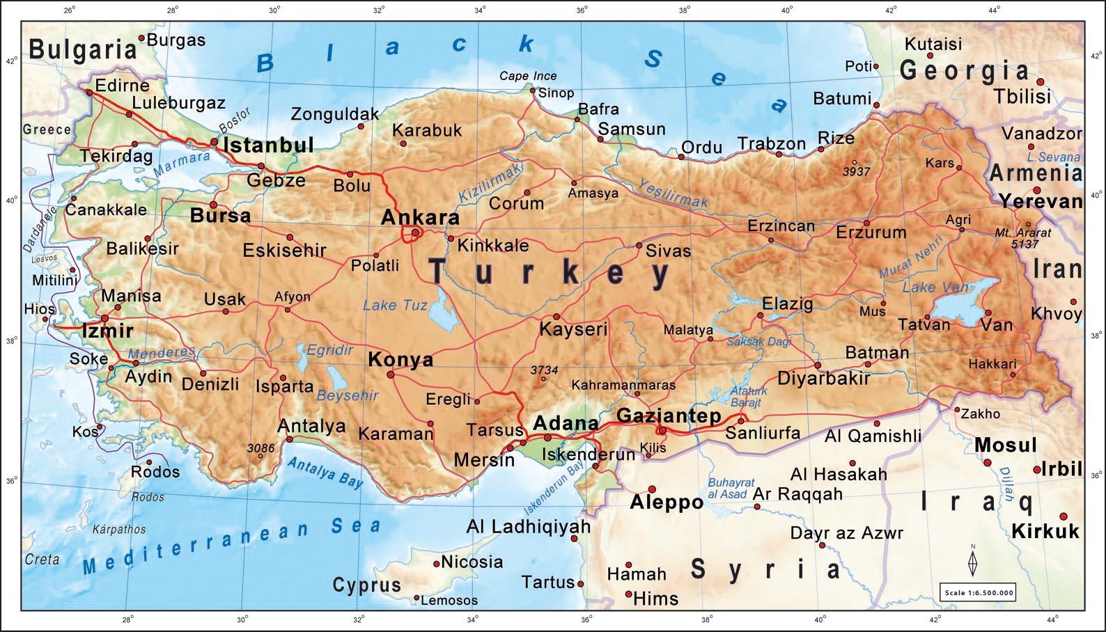 Turcia Tripbooking