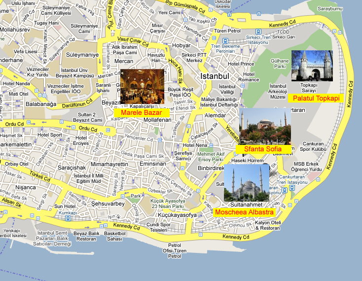 Obiective Turistice In Istanbul Tripbooking